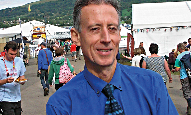 Peter Tatchell interview: On love and freedom