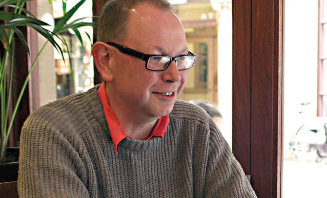 Francis Spufford interview: Clear Christianity