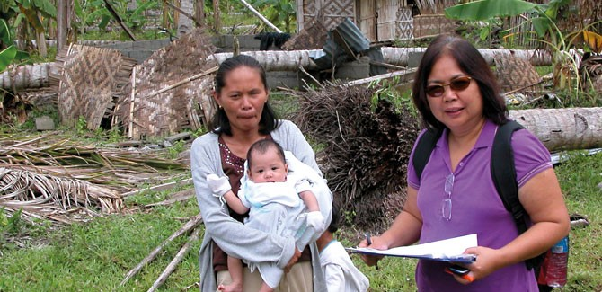 A letter from… the Philippines