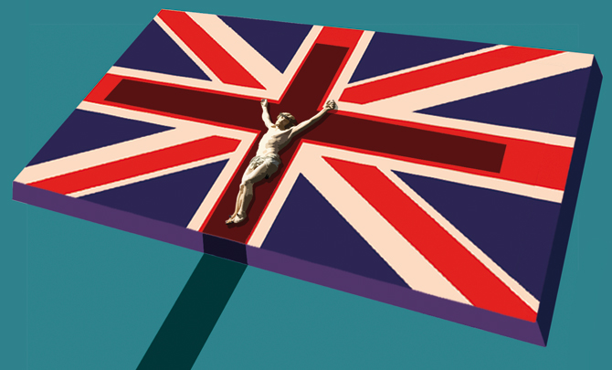 Is Britain a Christian country?