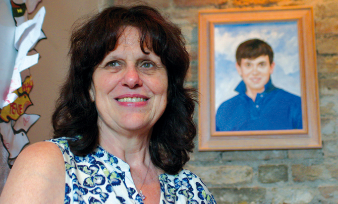 Margaret Mizen Interview: In the name of the son