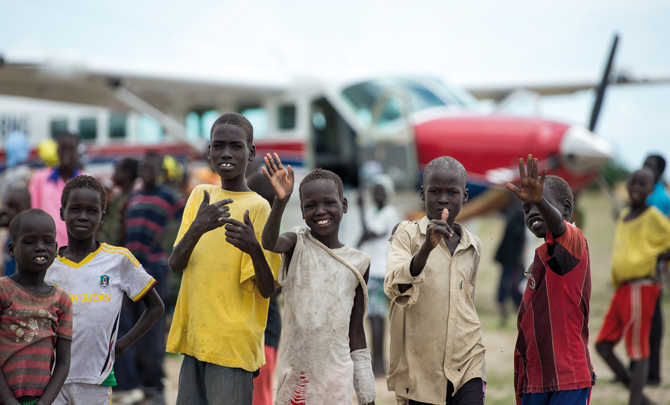 A letter from… Uror, South Sudan