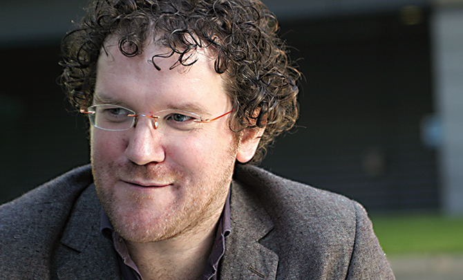 Pádraig Ó Tuama interview: The missing peace