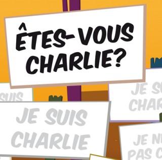 A good question: Etes-vous Charlie?