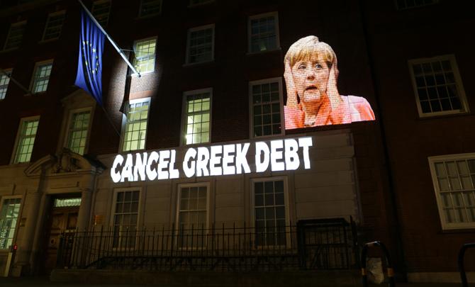Christian Activist: 'Greece deserves a jubilee'