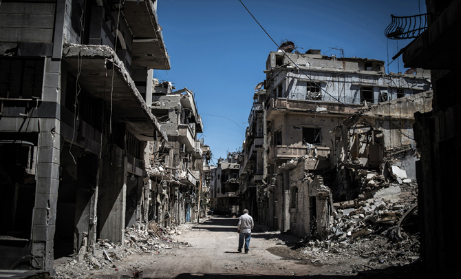 A letter from… Syria