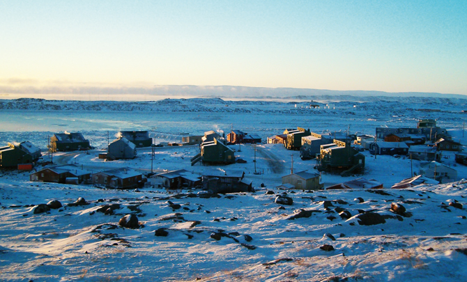 A letter from… Arctic Village, Alaska