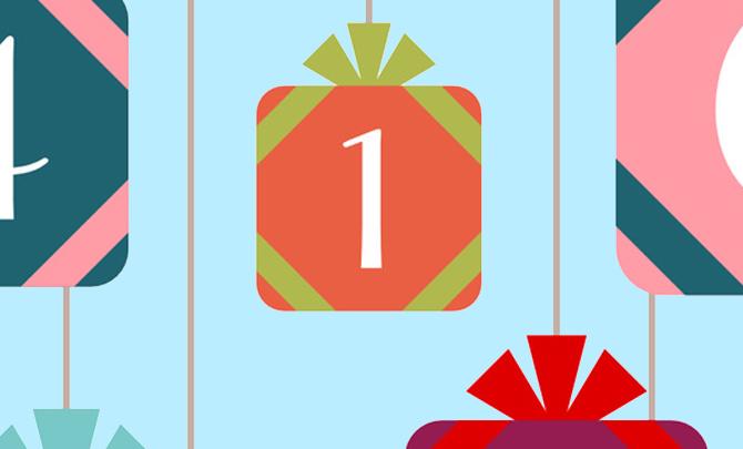 Commitment-Phobe: Advent challenge, day one