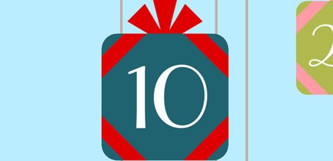 Commitment-Phobe: Advent challenge, day ten