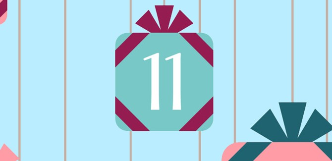 Commitment-Phobe: Advent challenge, day 11
