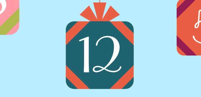 Commitment-Phobe: Advent challenge, day 12