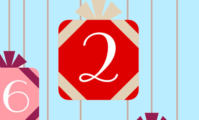 Commitment-Phobe: Advent challenge, day two