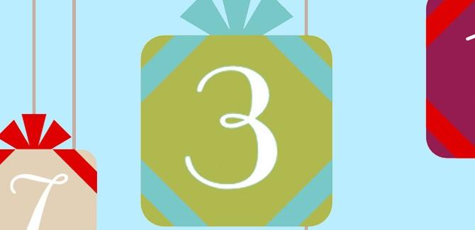 Commitment-Phobe: Advent challenge, day three