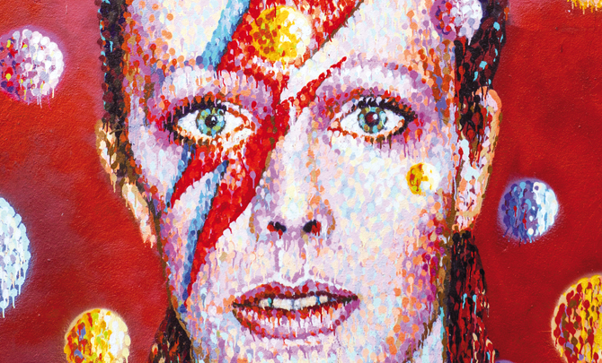 David Bowie: The uncomfortable icon