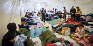 A letter from… Idomeni, Greece
