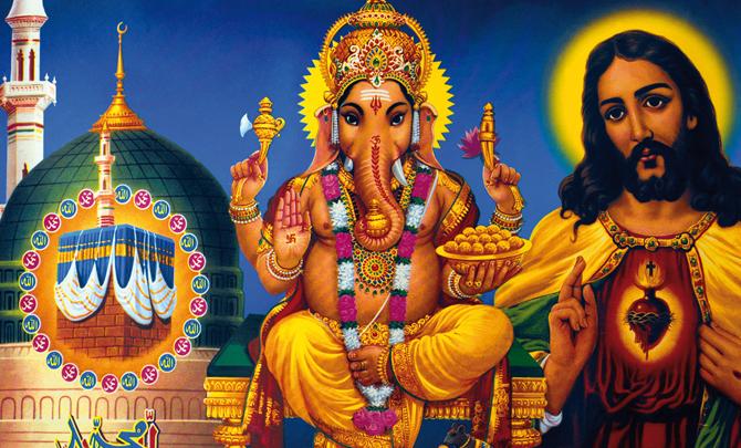 A Hindu's Jesus