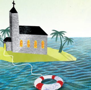 A good question: Why go to church?