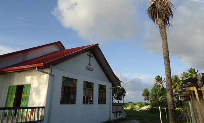 A letter from… Tuvalu