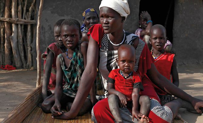 A letter from… Nyal, South Sudan