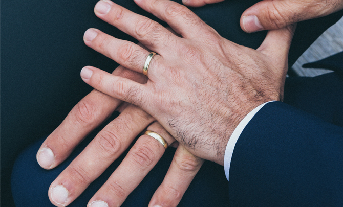 Commitment-Phobe: Blessing a marriage