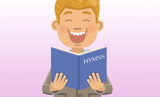 Jumble sales of the apocalypse: Baffling hymns