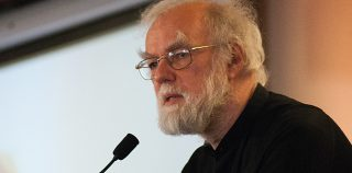 A chat with Rowan Williams