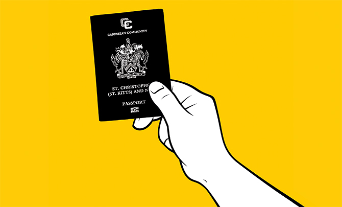 I am… a Windrush generation immigrant