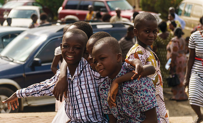 A letter from… the Church in Ghana