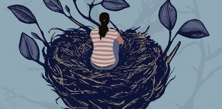 A cold, empty nest