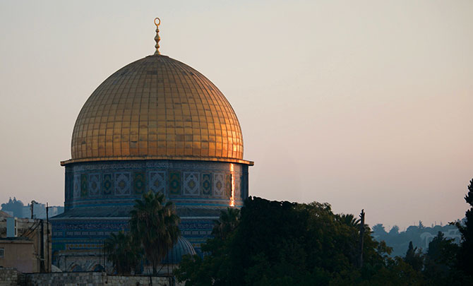 Voices from the Holy Land: Part two