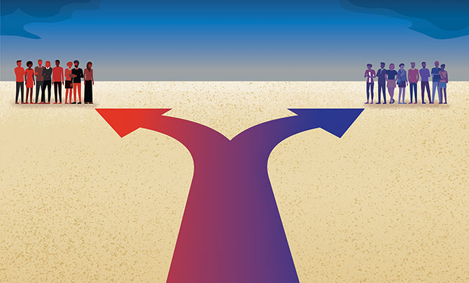 A good question: How divided is our society?