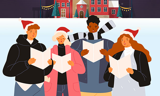 A good question: Which Christmas carol says it all for you?