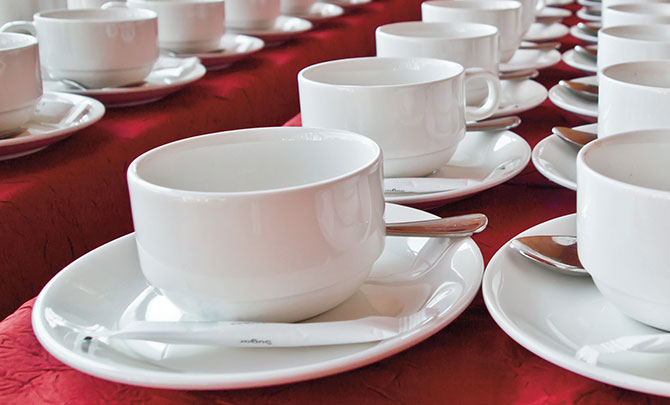 Commitment-Phobe: Church without tea